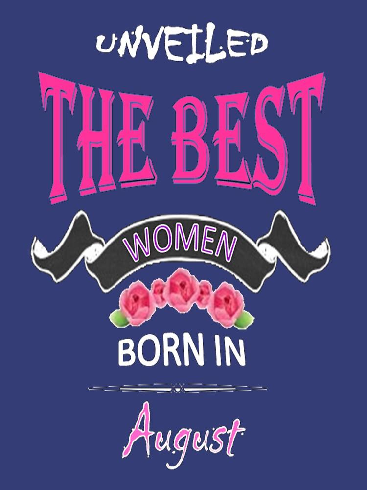 Women born in August by FranciscoRui