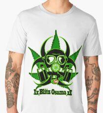 Official Logo of Xx_Blitz Osama_xX Men's Premium T-Shirt