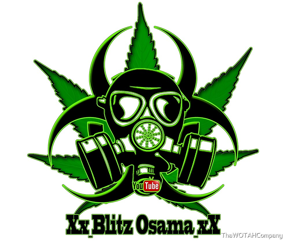Official Logo of Xx_Blitz Osama_xX by ThaWOTAHCompany