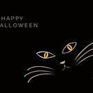 Halloween Cat by LauraMuirhead