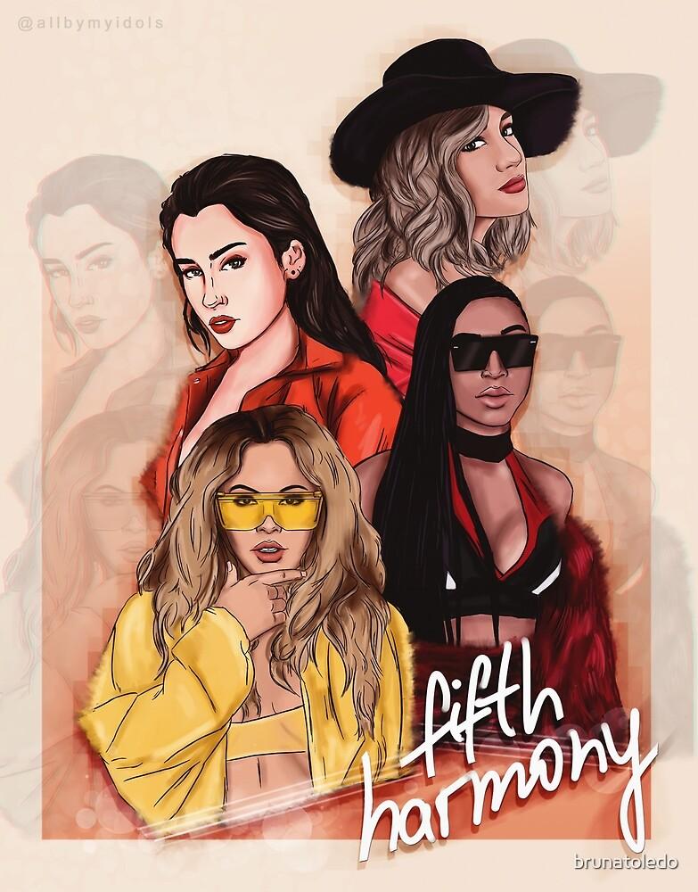 Fifth Harmony by brunatoledo