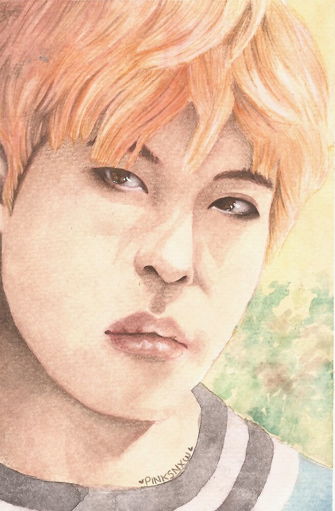 YOUNG FOREVER (Taehyung) by adrustuffs