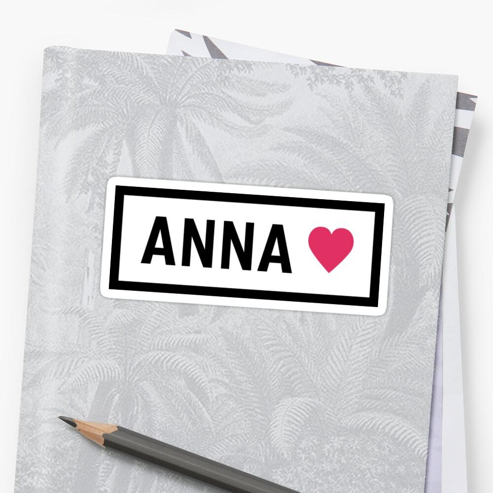 Anna by love2