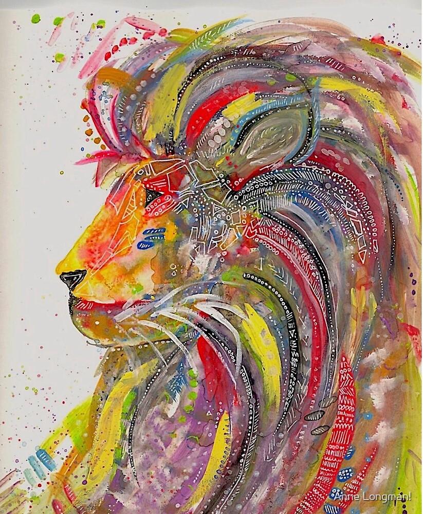 Lion by Anne Longman