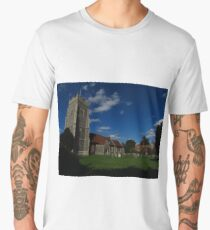 St Mary's & The Old Rectory, Helmingham Men's Premium T-Shirt