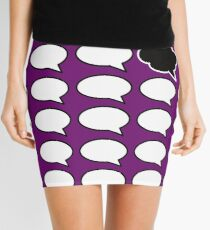 Talk - Talk - Think Mini Skirt