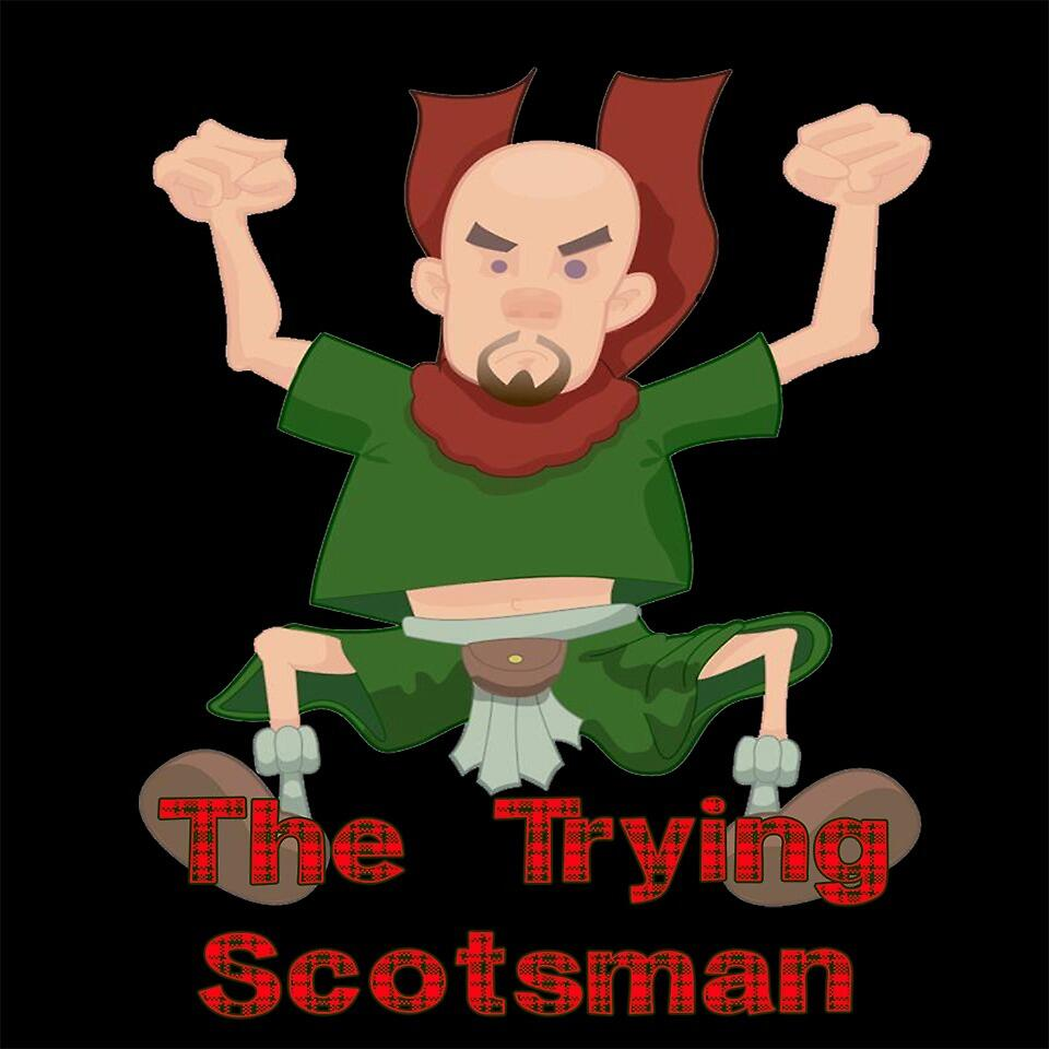 The Trying Scotsman by TryingScotsman