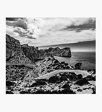 Cap Formentor Photographic Print