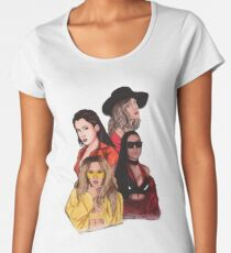 Fifth Harmony Women's Premium T-Shirt
