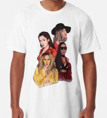Camiseta larga Quinta Armonía