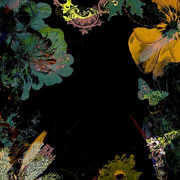 Aliana Fabric by Hyndussidart.com by monka1973