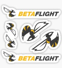 Betaflight sticker sheet Sticker