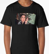 Ghostbusters Interview Long T-Shirt