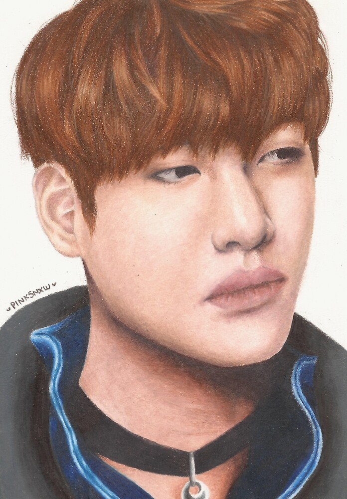 THERE (Taehyung) by adrustuffs