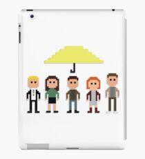 How I Met Your Mother 8-Bit Retro Merchandise iPad Case/Skin