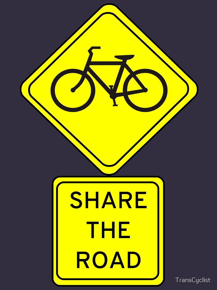 Share The Road by TransCyclist