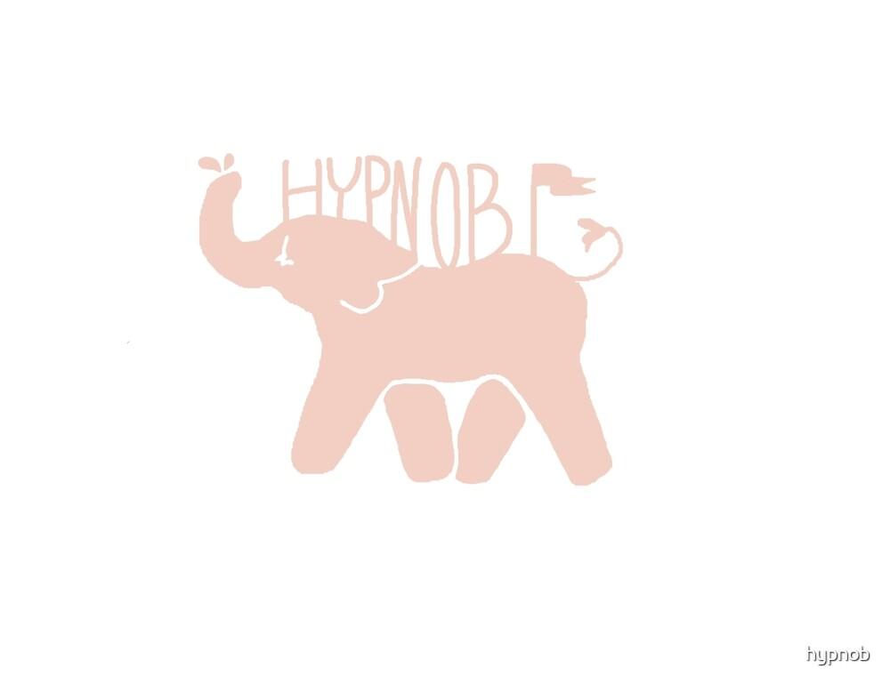 Pink Elephant by hypnob
