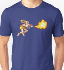 DHALSIM ATTACKS Unisex T-Shirt