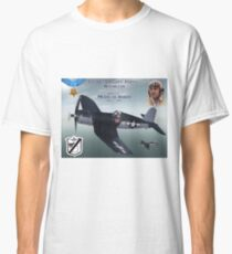 "Medal of Honor ""Pappy"" Boyington Classic T-Shirt"