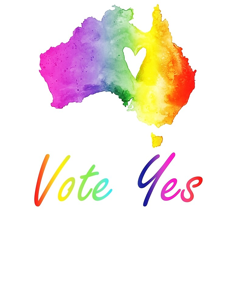 Vote Yes to Marriage Equality  by erisian