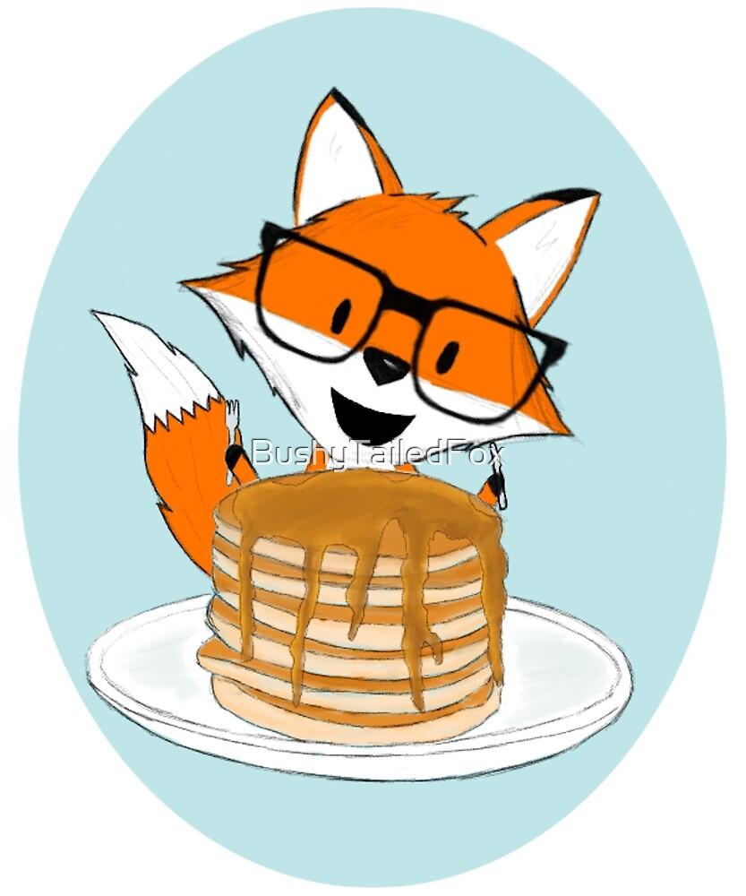 Pancakes by BushyTailedFox
