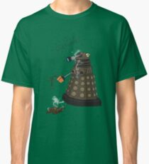 Dalek Retrement - Dr Who's Orders | CULTIVATE Classic T-Shirt