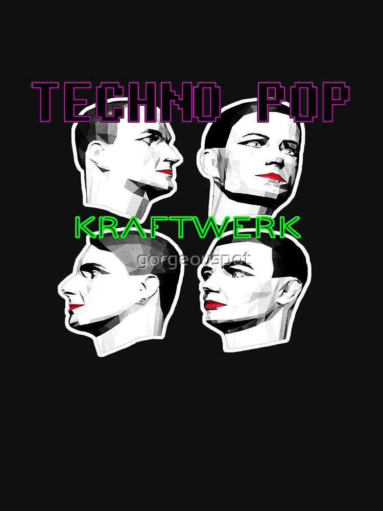 Techno pop  by gorgeouspot