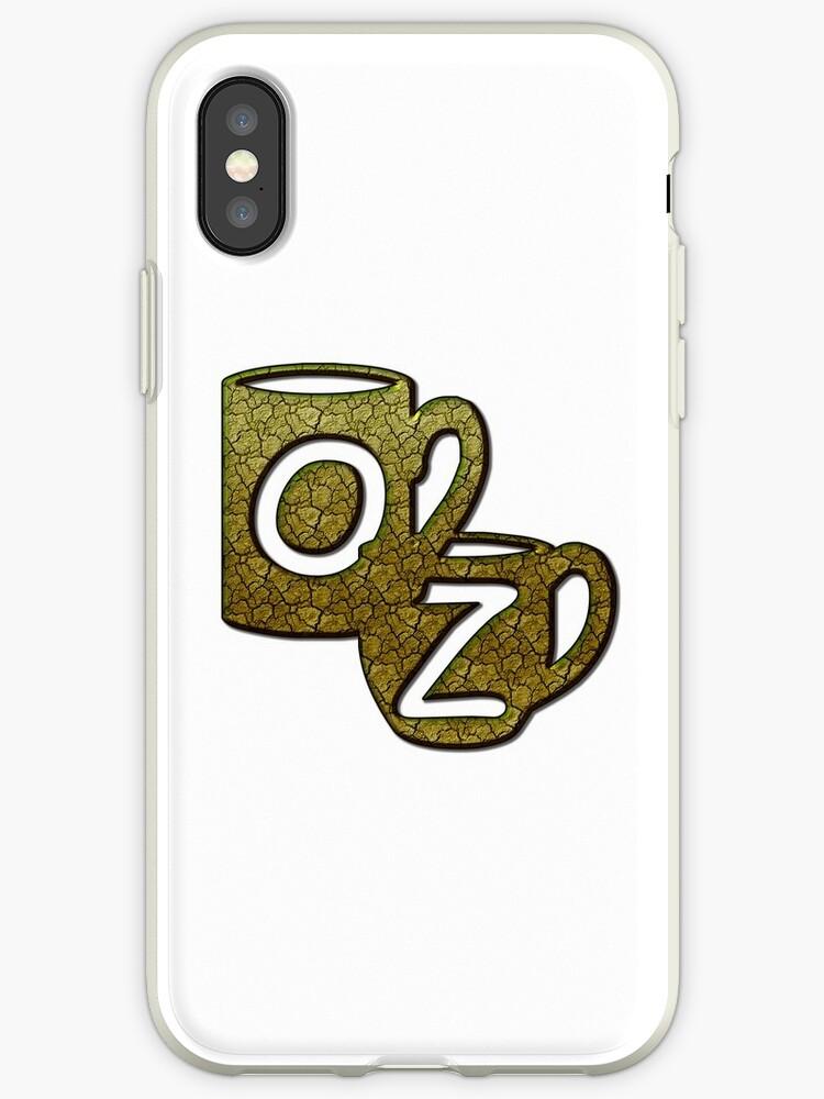Double Monogram - OZ - Coffee Cups by Studio-CFNW11