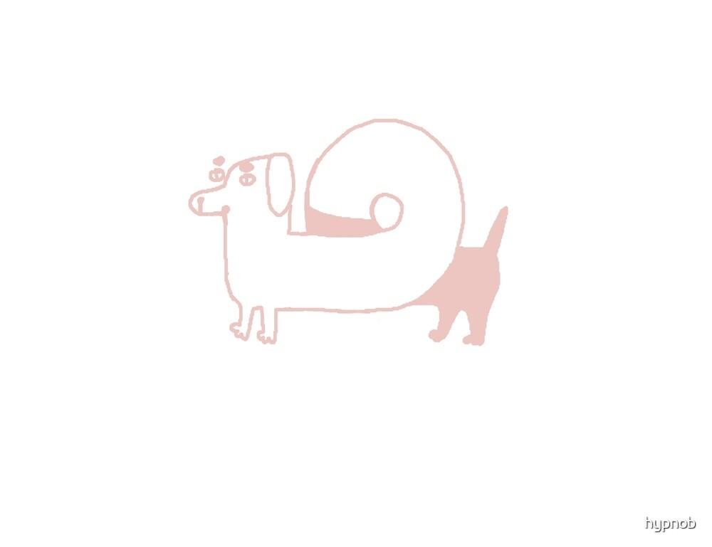 Rolly Polly Puppy by hypnob