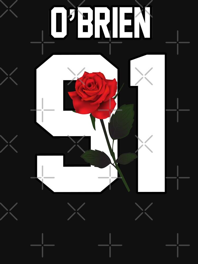 Dylan OBrien - Rose by amandamedeiros