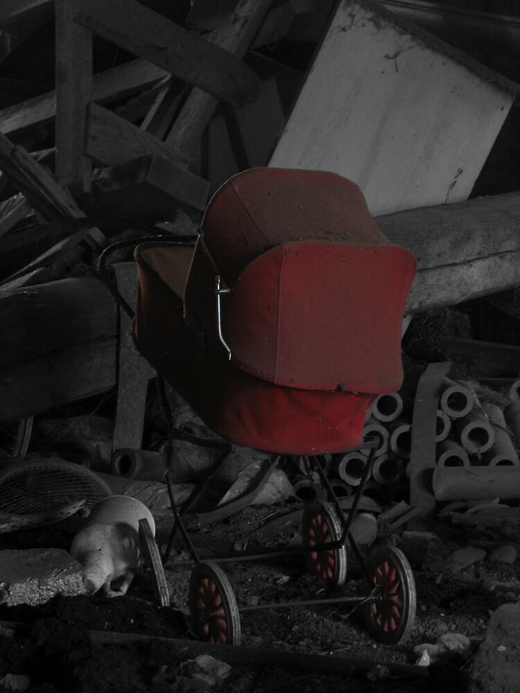 Lost childhood by Petri Volanen
