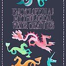 Encyclopaedia of Mythological Sea Creatures by marmalademoon