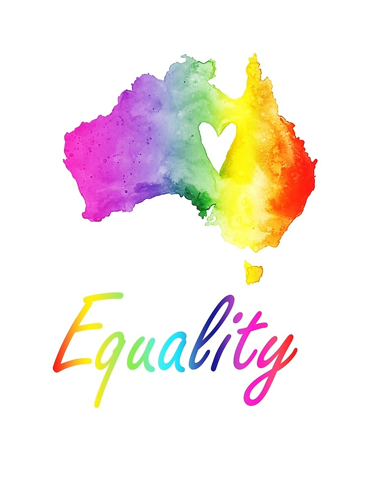 Marriage Equality Australia - Gay Rights by erisian