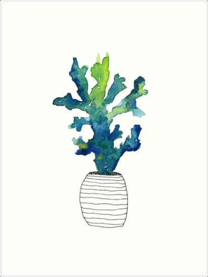 Coral Reef by Veronique Benedictson