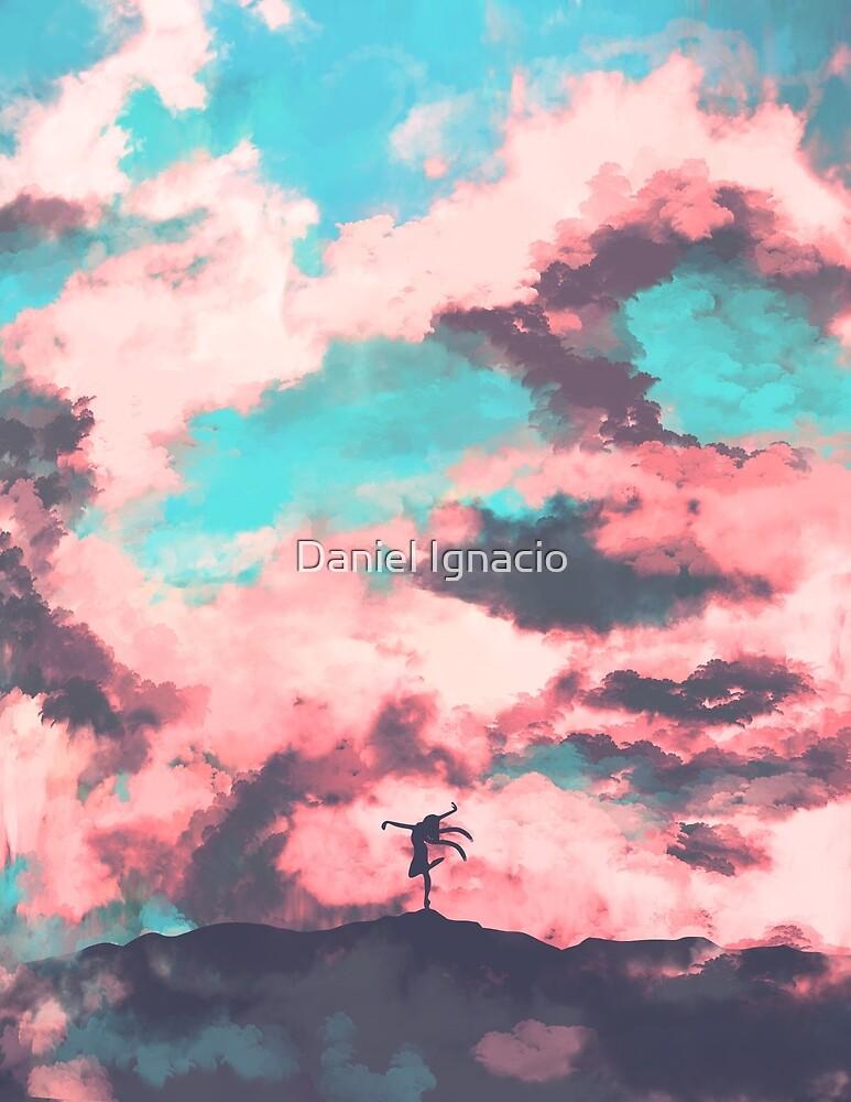 Goddess of the Skies by Daniel Ignacio