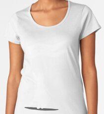 Jeanne d'Arc -  Luminosité Eternelle: God is Here With Me - White Version Women's Premium T-Shirt