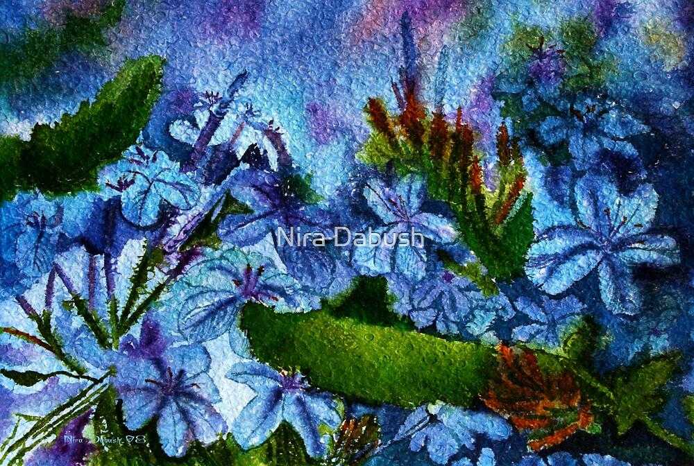 Blue Ocean of Tenderness by Nira Dabush