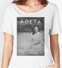 Poeta: Julia de Burgos Women's Relaxed Fit T-Shirt