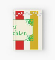 Gutes Weihnachten Antique Hardcover Journal