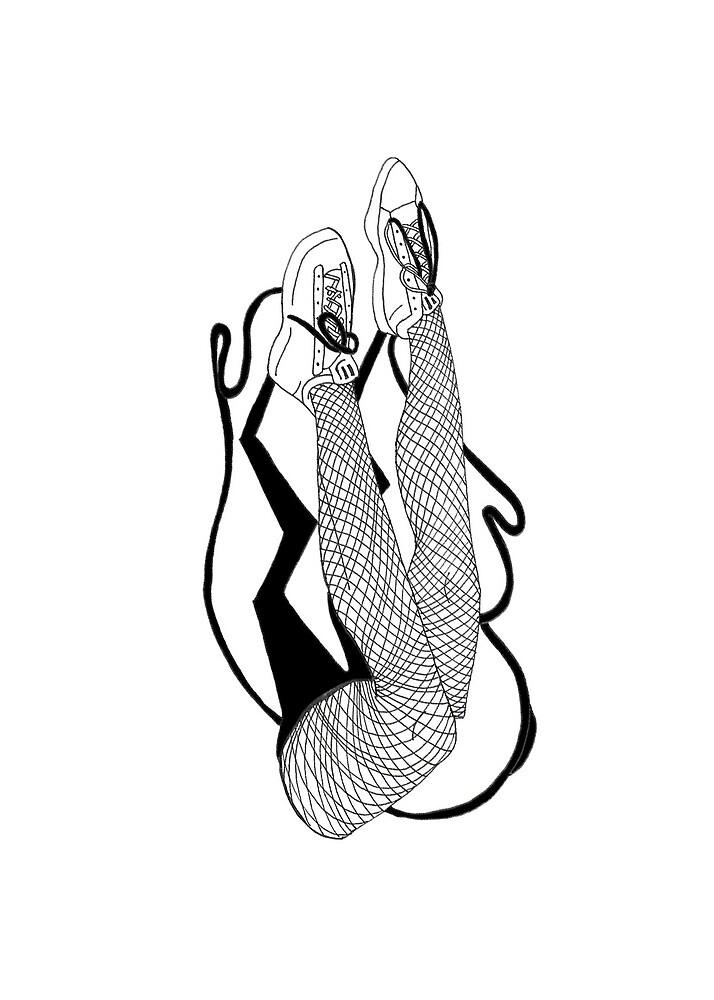 Fishnets by GabrielleBates