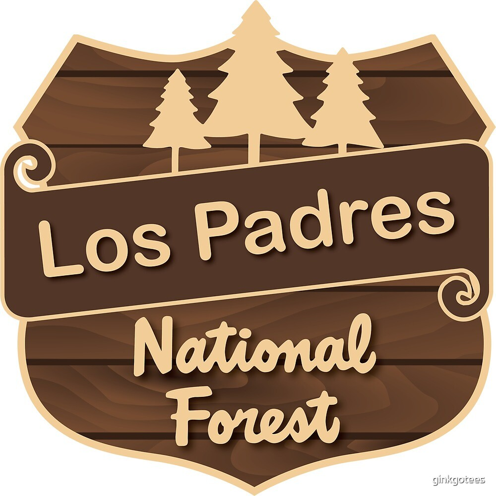 Los Padres National Forest by ginkgotees
