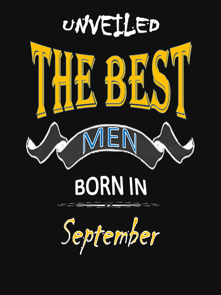 Men born in September by FranciscoRui