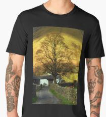 Tree at Wasdale Head Men's Premium T-Shirt