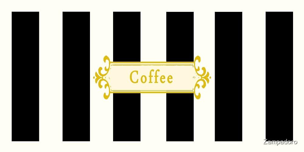 Coffee Antique by Zampadoro