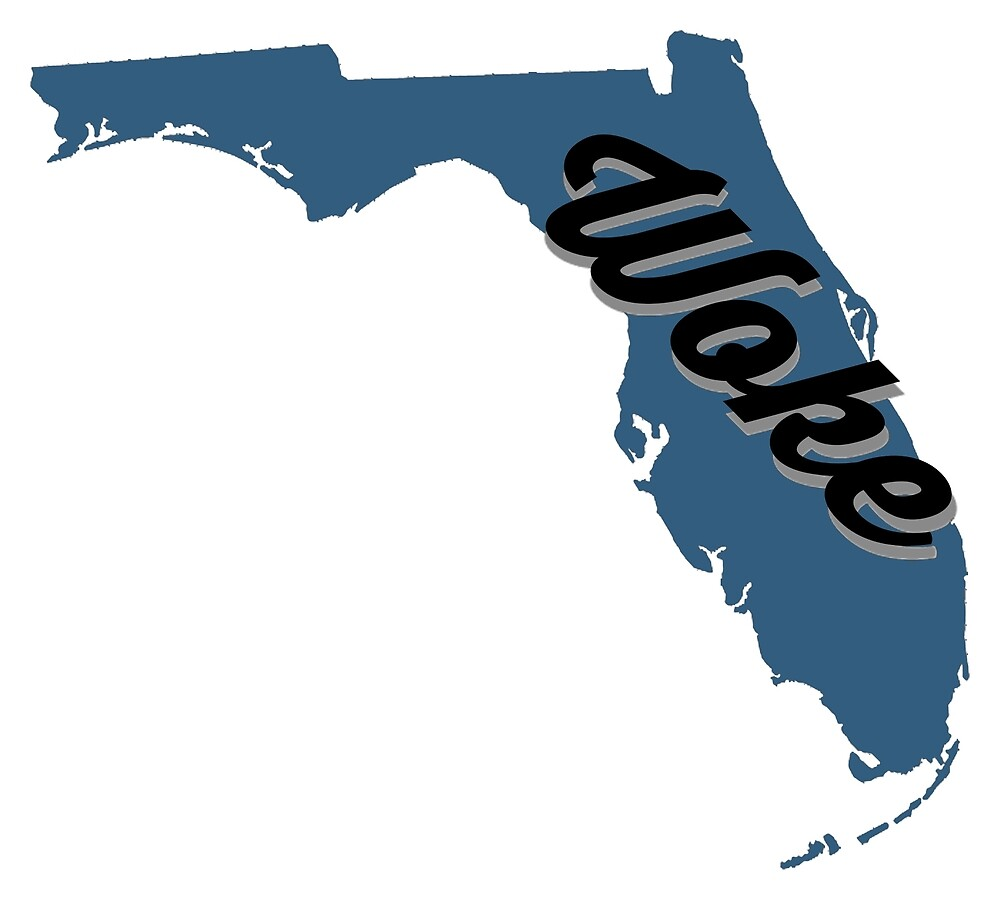 Woke Florida - blue by wokesouth