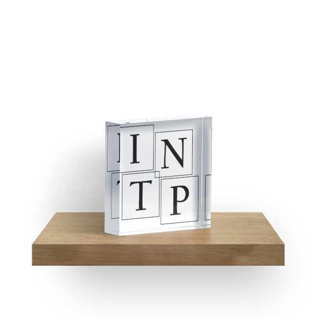 Four Corners - INTP by porcupride