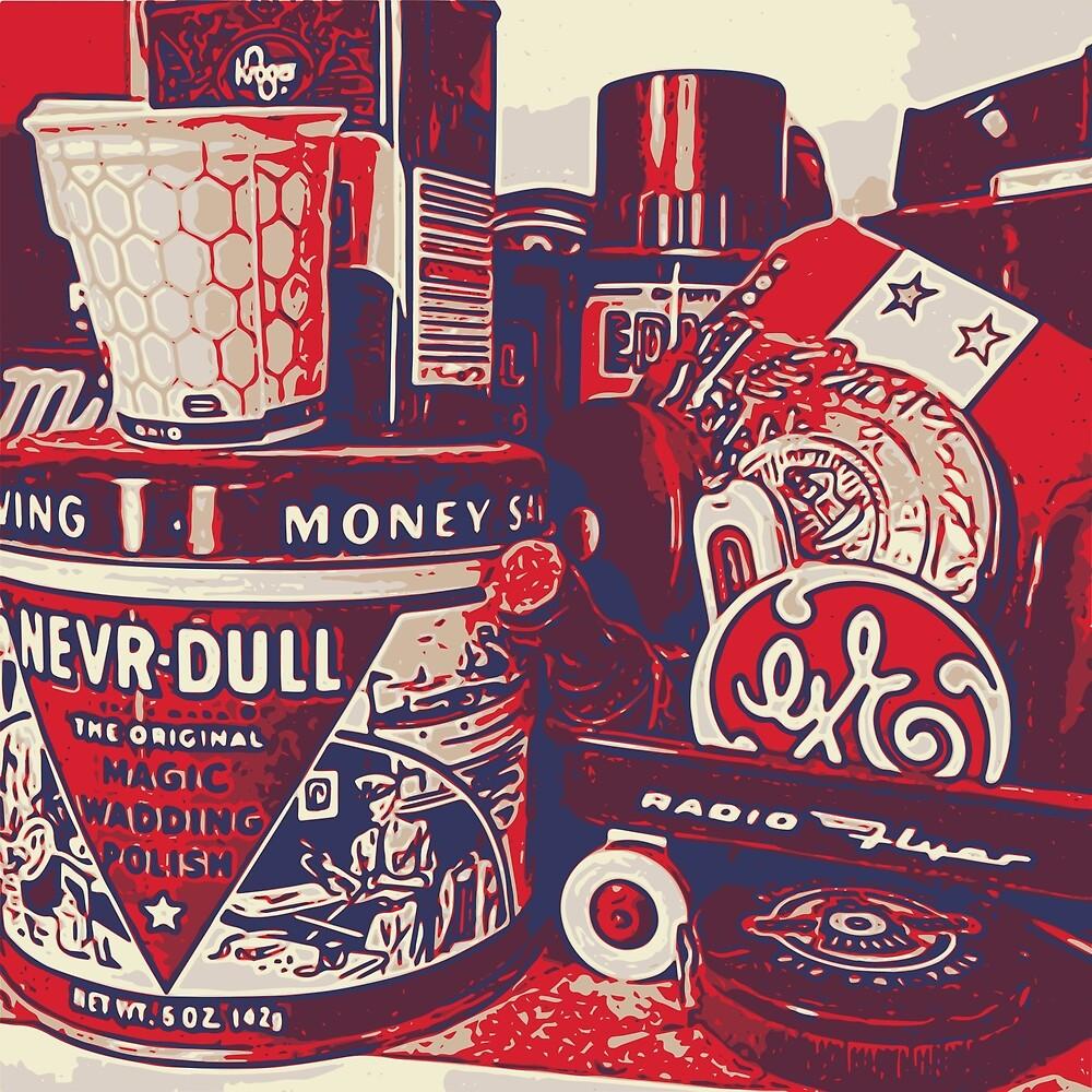 Nevr-Dull by Daniel Pelavin