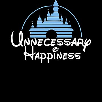 Unnecessary Happiness by JonathanW
