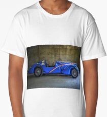 The Million Franc Car Long T-Shirt