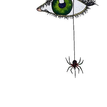 Spider Eye de Elvedee